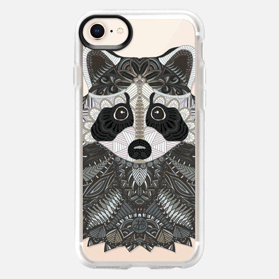 Raccoon - Snap Case
