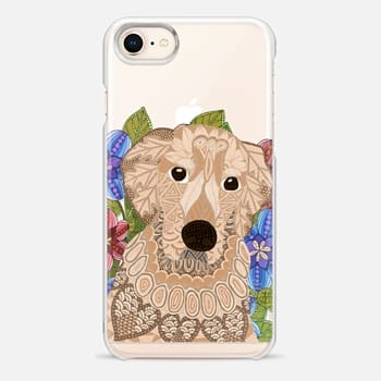 iPhone 8 Case Golden Retriever