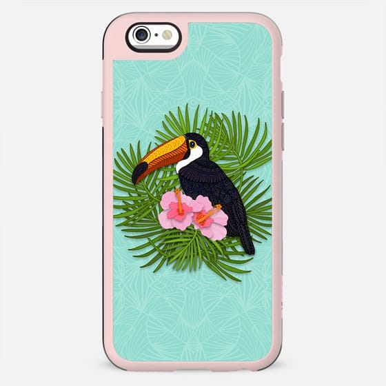 Toucan Summer - New Standard Case