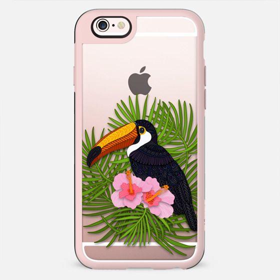 Summer Toucan - New Standard Case