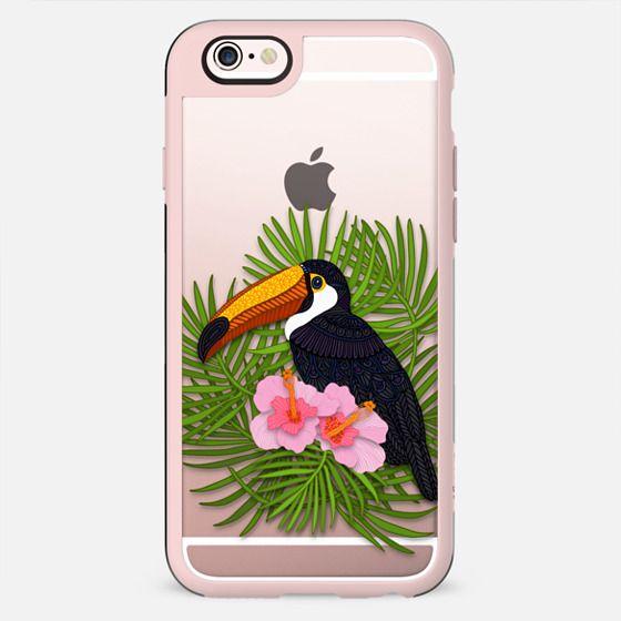 Toucan Summer - New Standard Case