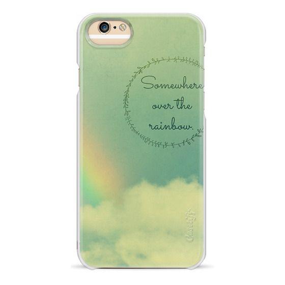 iPhone 6s Cases - Somewhere Over the Rainbow
