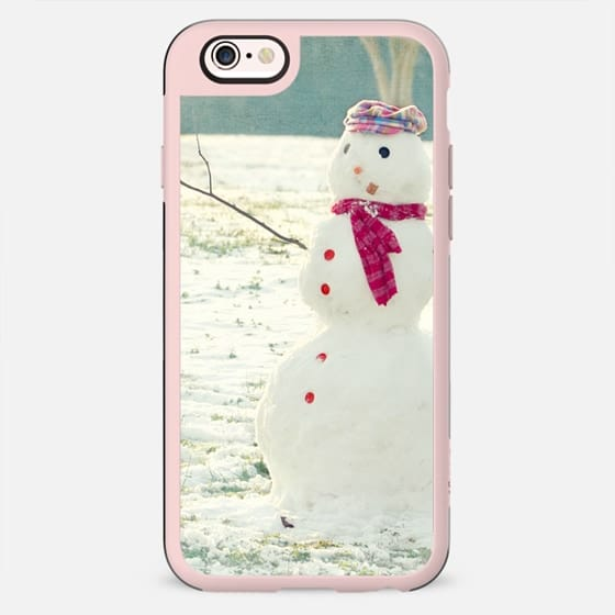 But Snowmen Can't Talk - New Standard Case