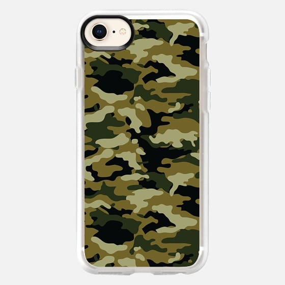 Army Camo - Snap Case
