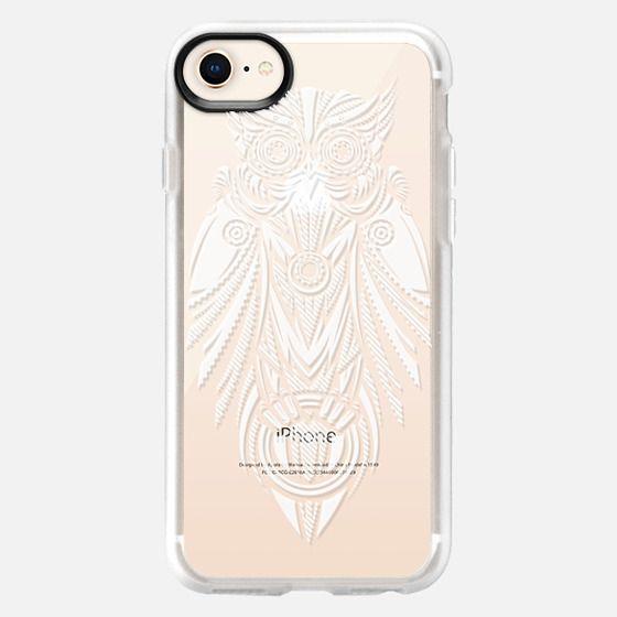 Steampunk Owl - Snap Case