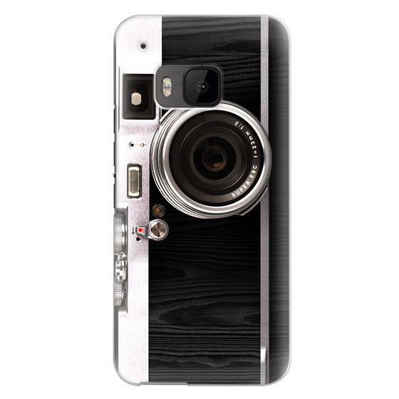 Htc One M9 Cases - Classic Camera 2.0