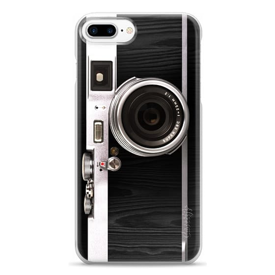 iPhone 7 Plus Cases - Classic Camera 2.0