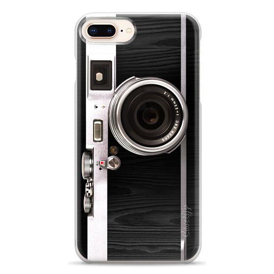 iPhone 8 Plus Cases - Classic Camera 2.0