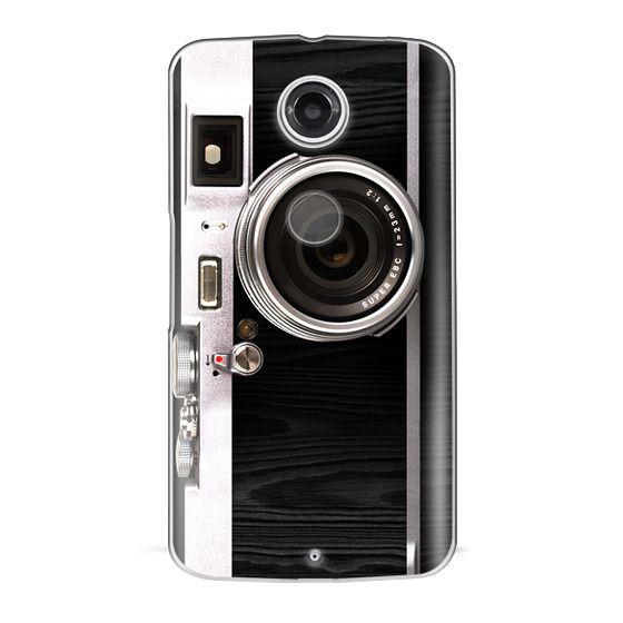 Nexus 6 Cases - Classic Camera 2.0
