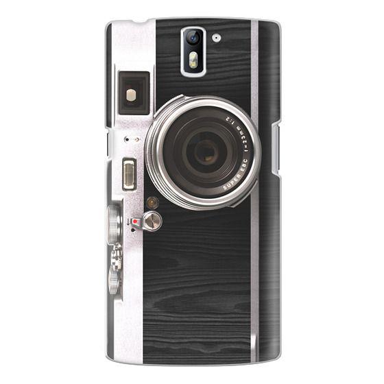 One Plus One Cases - Classic Camera 2.0