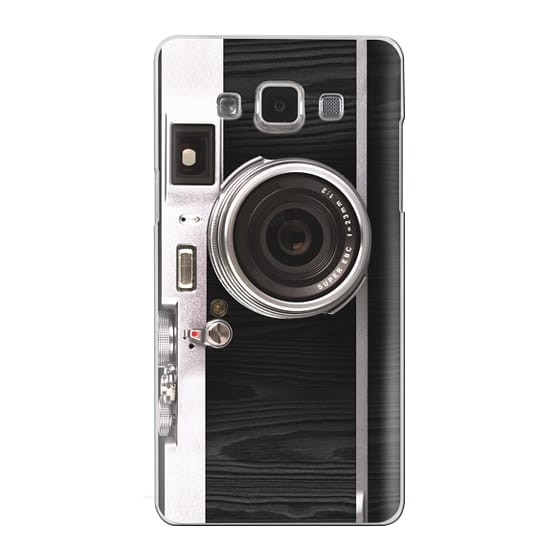 Samsung Galaxy A5 Cases - Classic Camera 2.0