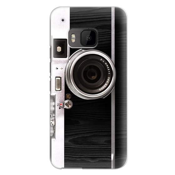 Htc One M9 Cases - Classic Camera 2.0