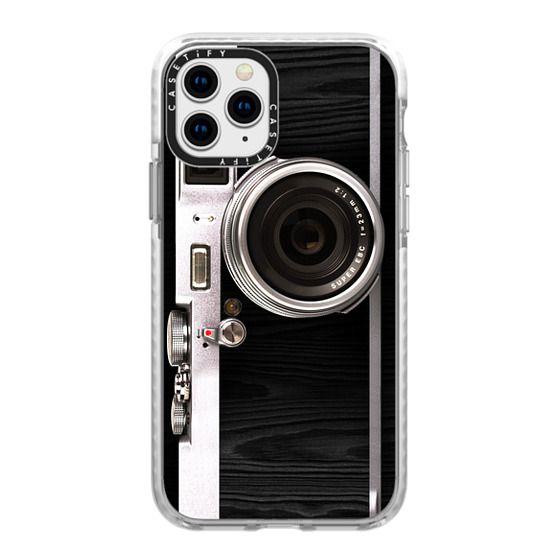 iPhone 11 Pro Cases - Classic Camera 2.0