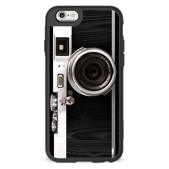 iPhone 4 Cases - Classic Camera 2.0