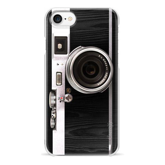 iPhone 7 Cases - Classic Camera 2.0