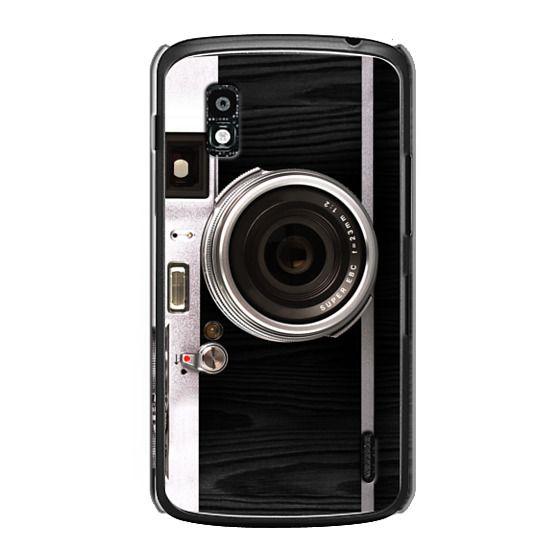 Nexus 4 Cases - Classic Camera 2.0