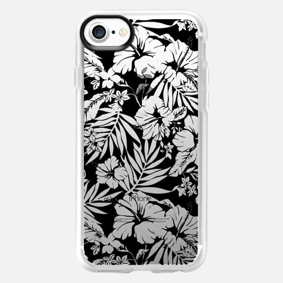 Black Tropical - Classic Grip Case