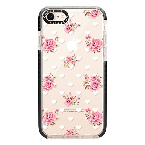 iPhone 8 Cases - Flowers with love