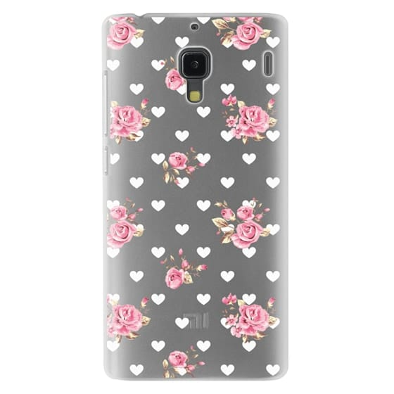Redmi 1s Cases - Flowers with love
