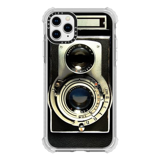 iPhone 11 Pro Max Cases - Vintage Camera