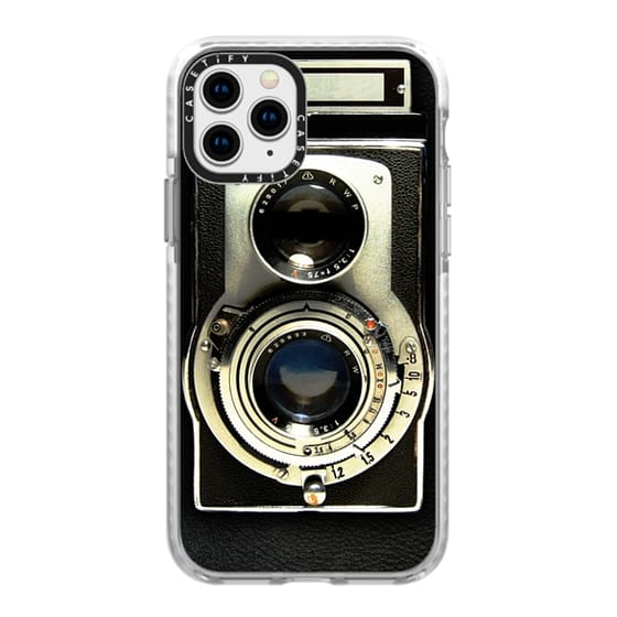 iPhone 11 Pro Cases - Vintage Camera
