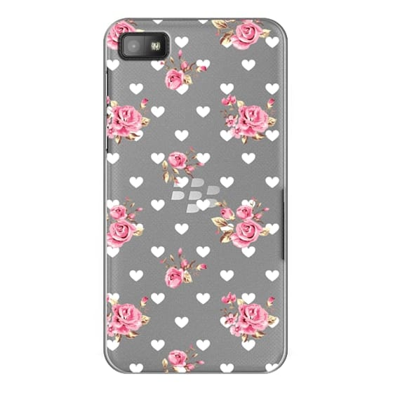 Blackberry Z10 Cases - Flowers with love