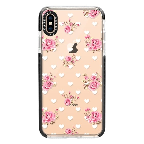 iPhone XS Max Cases - Flowers with love