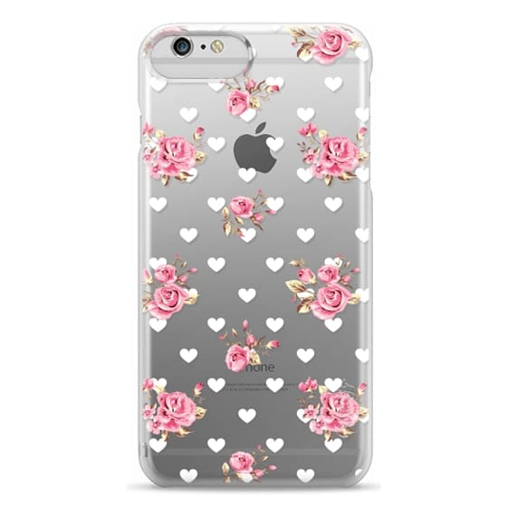 iPhone 6 Plus Cases - Flowers with love