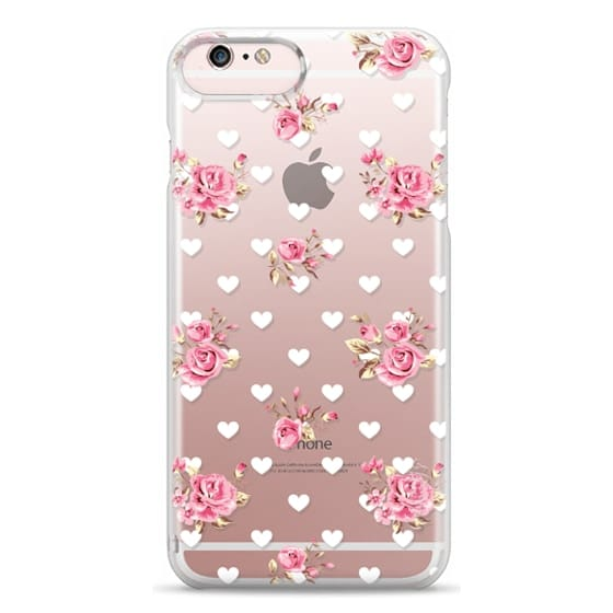 iPhone 6s Plus Cases - Flowers with love