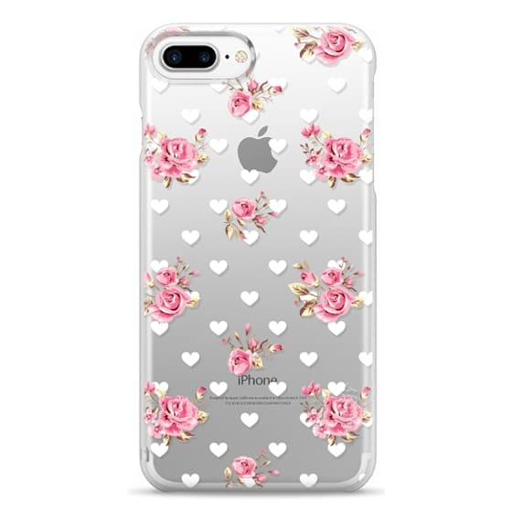 iPhone 7 Plus Cases - Flowers with love