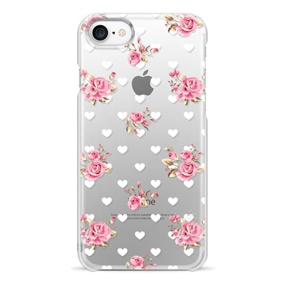 iPhone 7 Cases - Flowers with love
