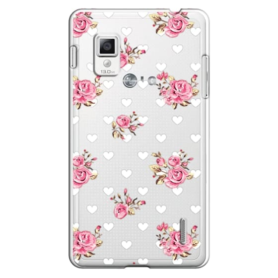 Optimus G Cases - Flowers with love