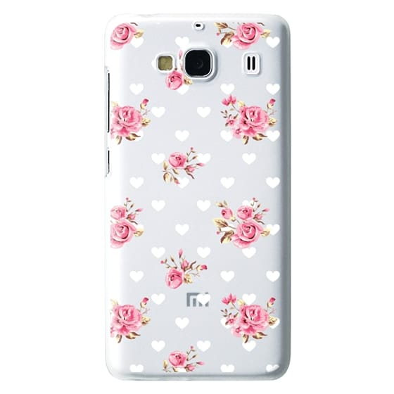 Redmi 2 Cases - Flowers with love