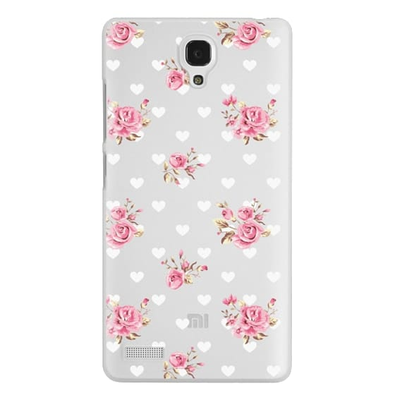 Redmi Note Cases - Flowers with love