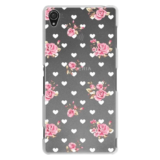 Sony Z3 Cases - Flowers with love