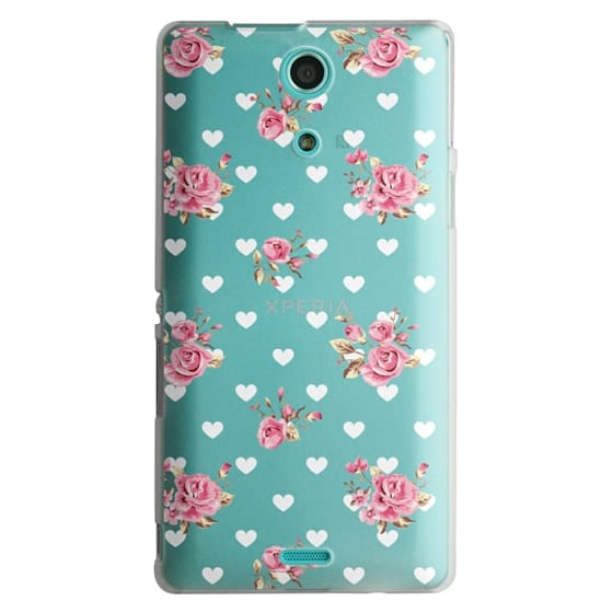 Sony Zr Cases - Flowers with love