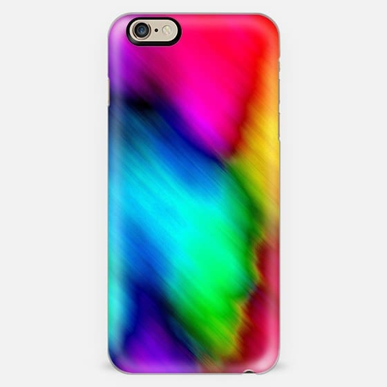Watercolors and Rainbows Case -