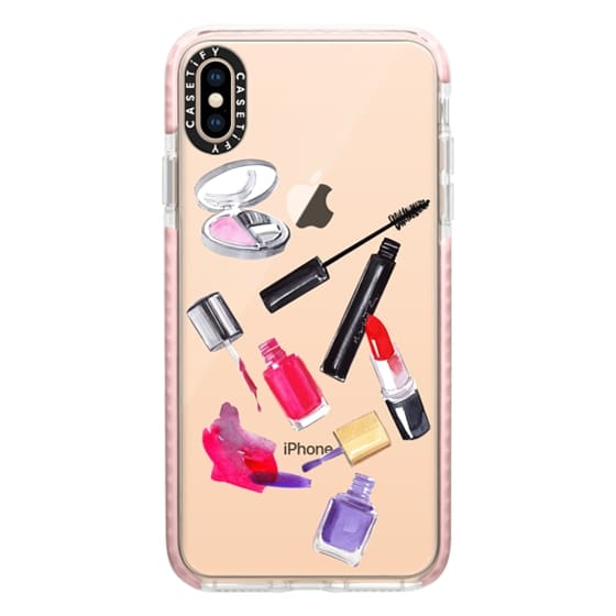 iPhone XS Max Cases - Makeup Case