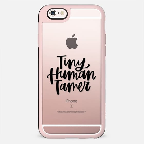 Tiny Human Tamer - New Standard Case