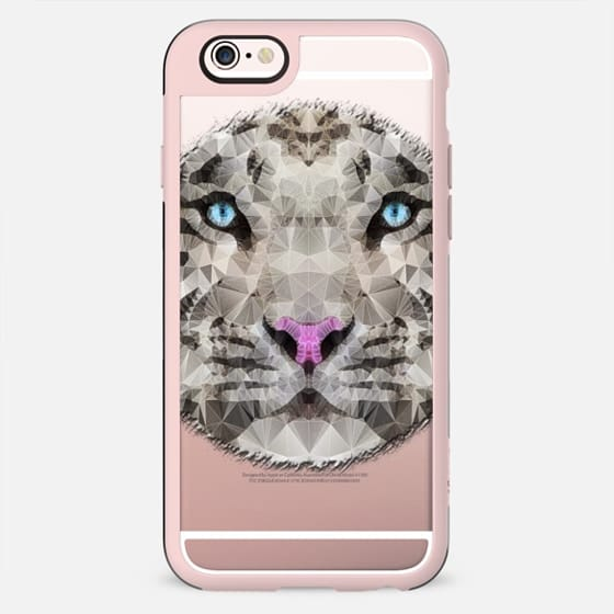 white tiger - New Standard Case