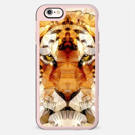 abstract tiger - New Standard Case