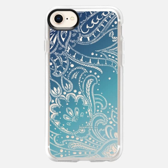 Mermaid Princess - Snap Case