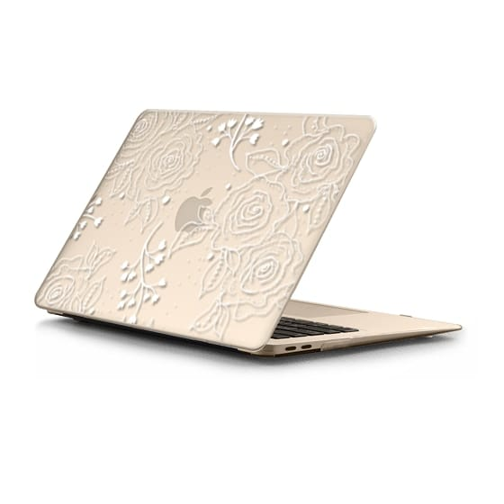 MacBook Air Retina 13 Sleeves - White Roses