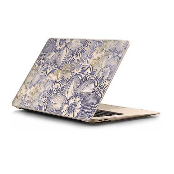 MacBook Air Retina 13 Sleeves - Purple Floral