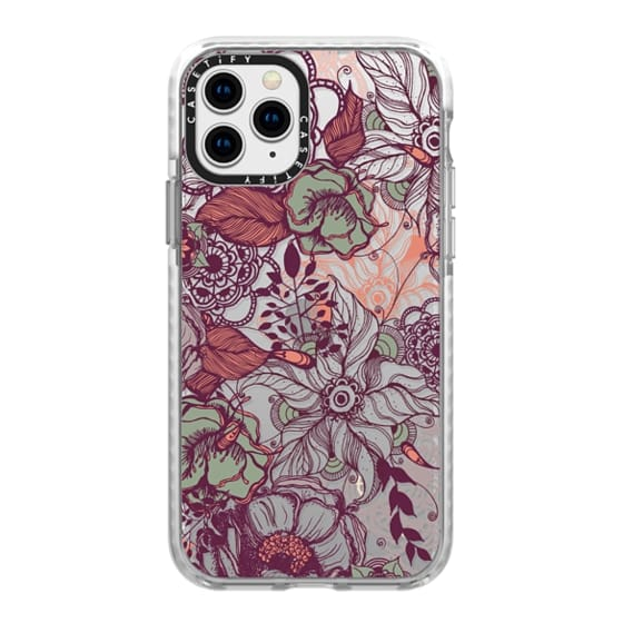 iPhone 11 Pro Cases - Vintage Floral