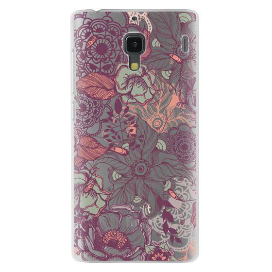 Redmi 1s Cases - Vintage Floral