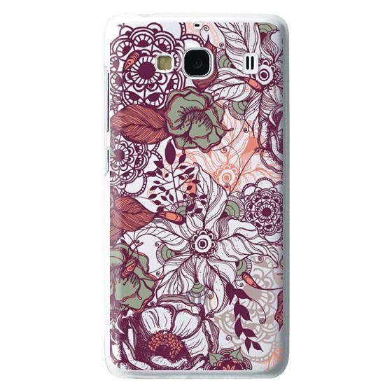 Redmi 2 Cases - Vintage Floral