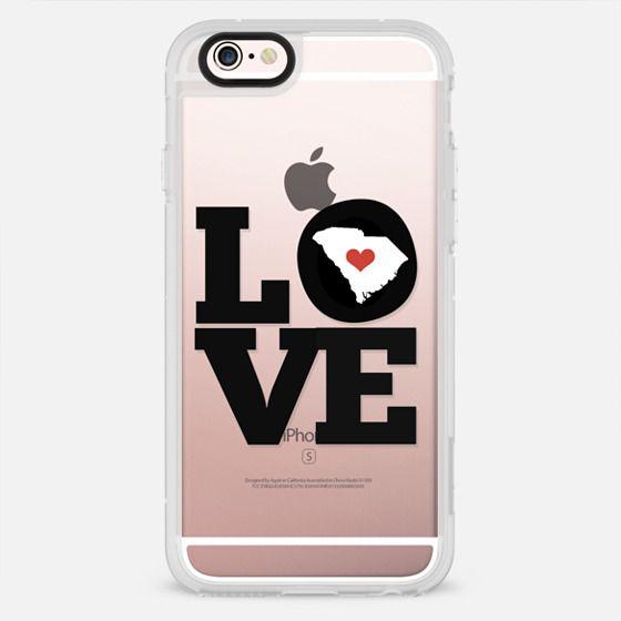 LOVE South Carolina - New Standard Case