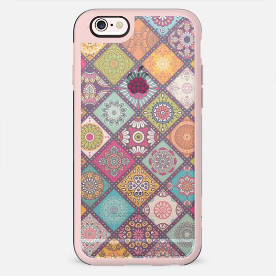 Faded Mandala Cozy Blanket - New Standard Case