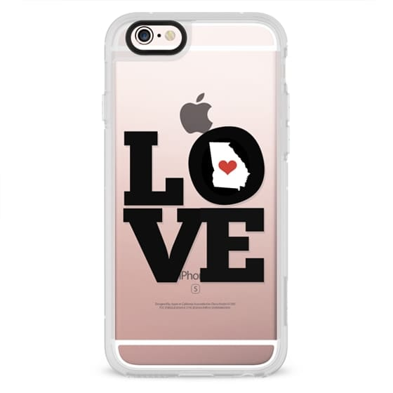 iPhone 7 Plus Cases - LOVE Georgia